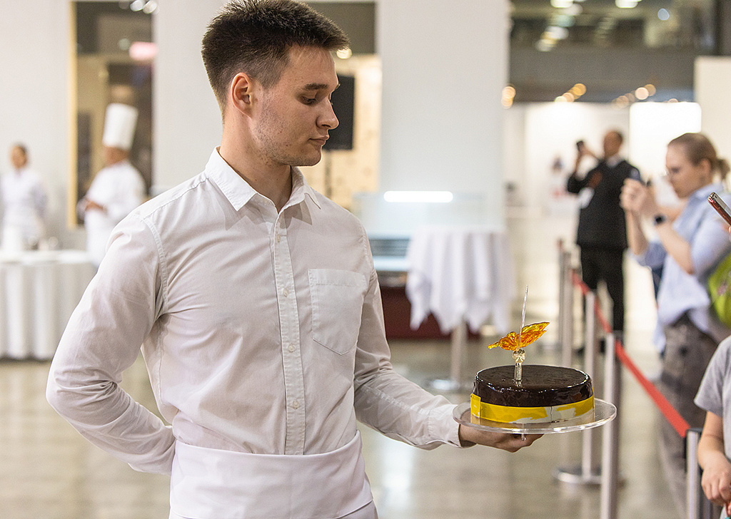 (5730)Discover Russian Cuisine & Bocuse d'Or Russia - 2019 26.05.2019 Крокус Экспо